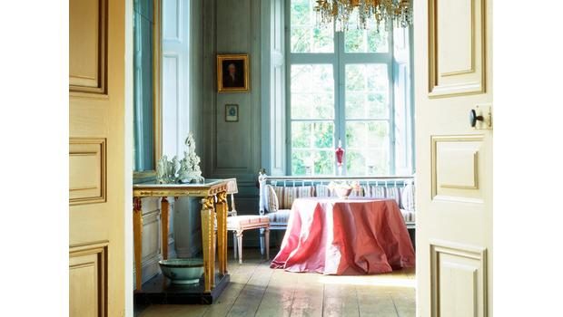 Bienvenidos al Château Florian