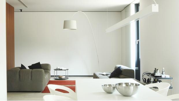 Iluminar (bien) el salón