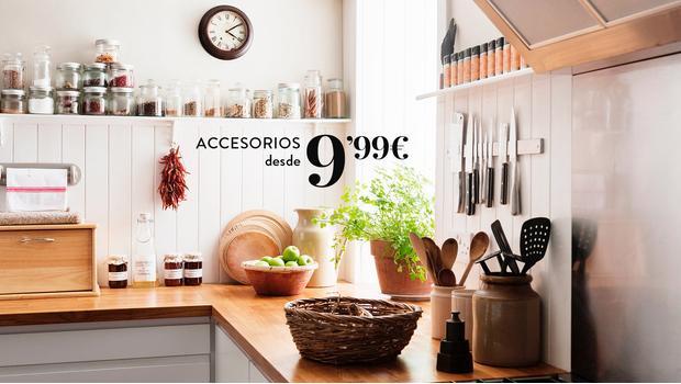 Cocinas bien organizadas