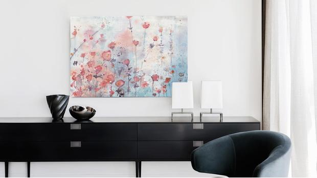 Cómo decorar con cuadros