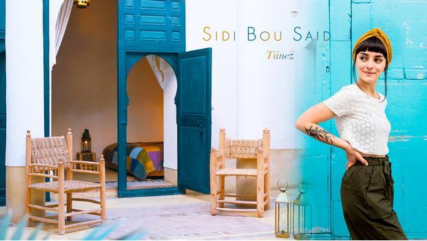 Viaje a Sidi Bou Said