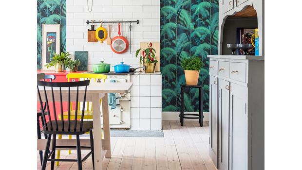 Una cocina creativa