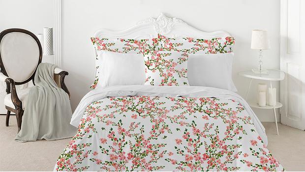 Un dormitorio elegante