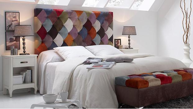 Dormitorio a tono