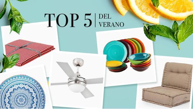 El top 5 del verano