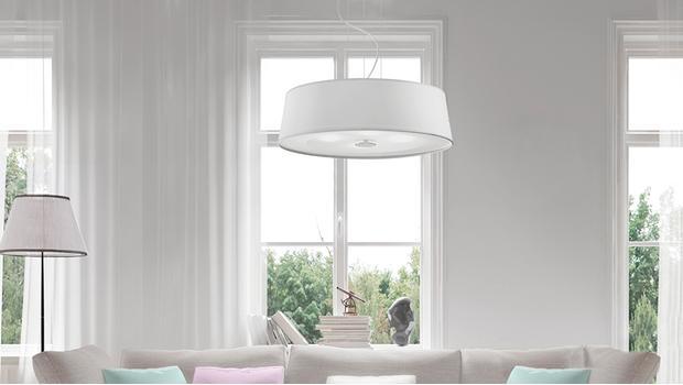 130 lámparas modernas