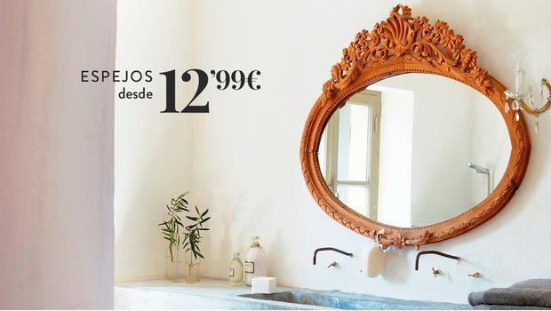 Especial espejos