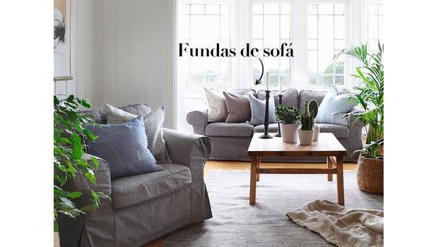 Fundas de sofá desde 19,99€