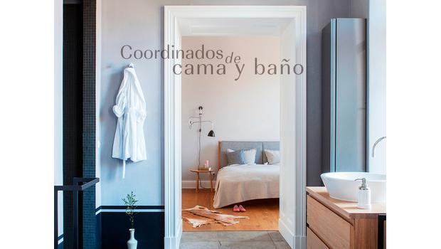 Coordinados cama y baño