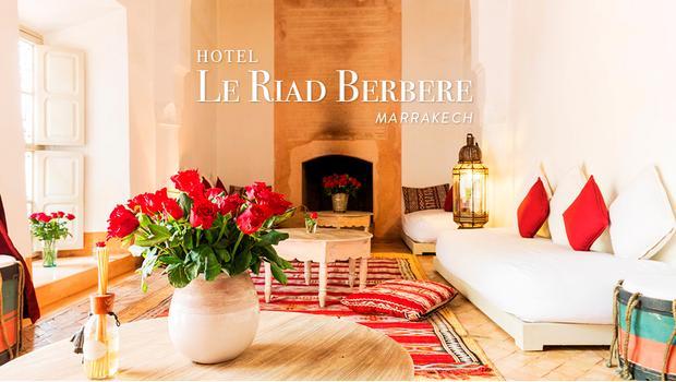 Hotel Le Riad Berbere