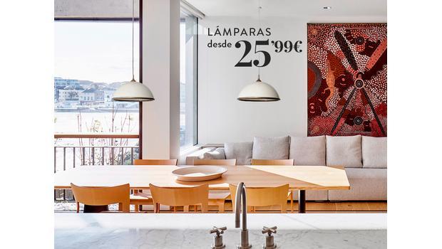 Lámparas desde 25,99€