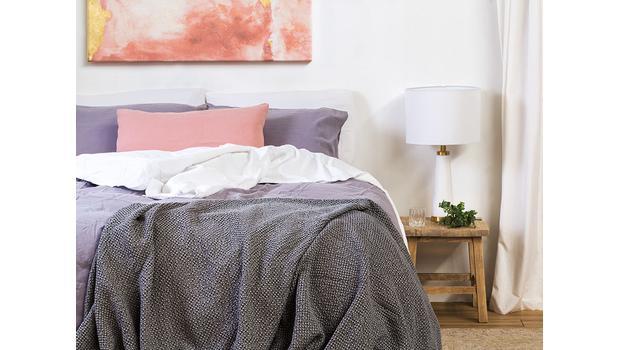 Ropa de cama ligera