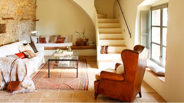 Decorar con kilims