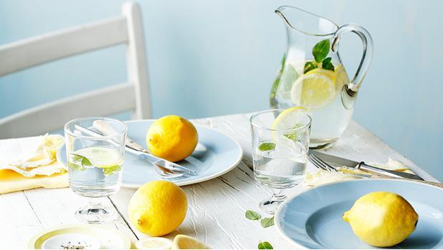Un toque de limón