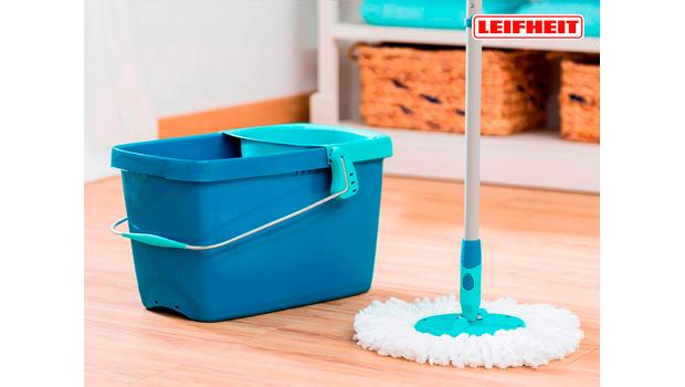 Limpieza eficaz