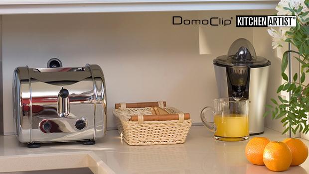 Domoclip y Kitchen Artist