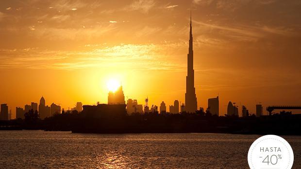 Glamour en Dubái