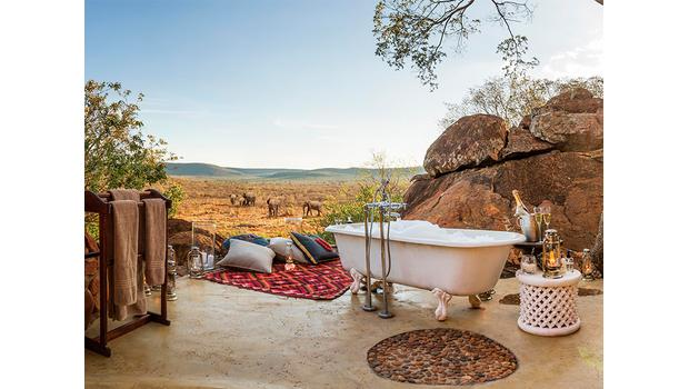 Hotel Madikwe Hills Lodge