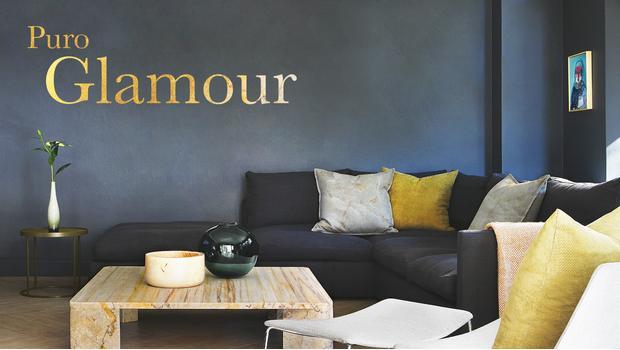 Cómo dar glamour a una casa
