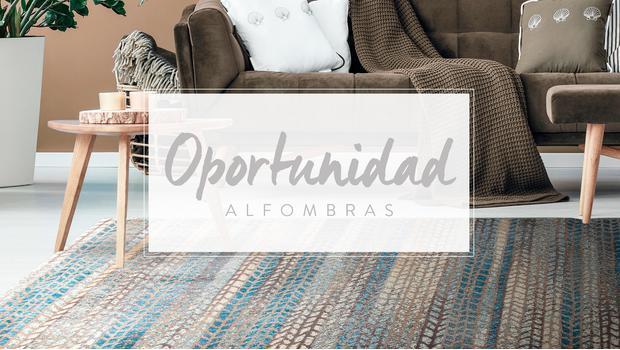 Oportunidad alfombras