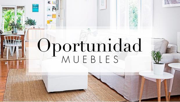 Oportunidad muebles