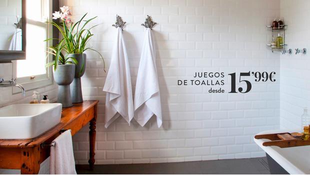 Oportunidad toallas