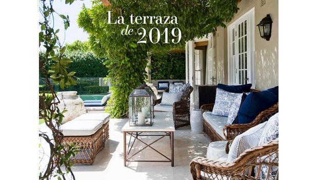 La terraza de 2019