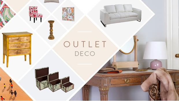 Outlet de decoración