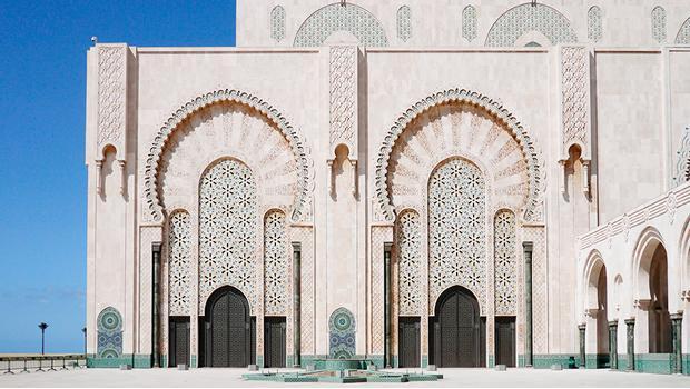Palacio en Casablanca