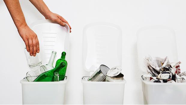Todo para reciclar