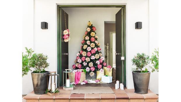 Esta Navidad va de flores