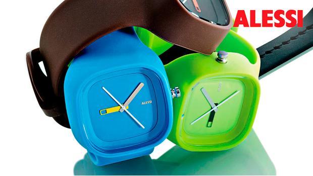 Relojes Alessi