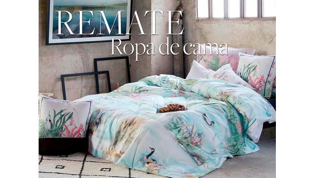 Remate ropa de cama