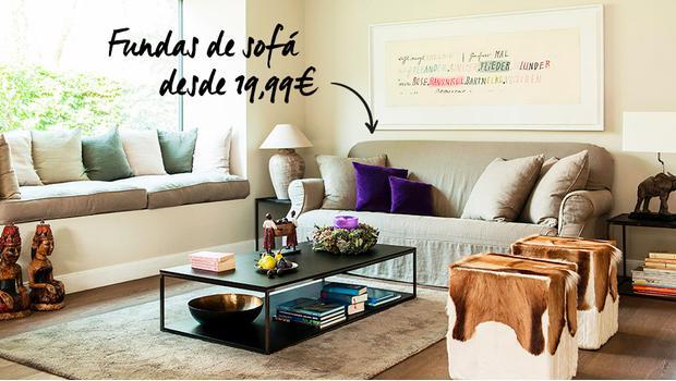 Fundas de sofá estilosas