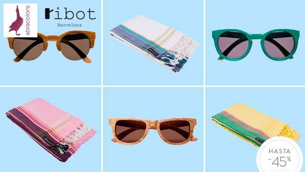 Summer essentials by Ribot & abracolors