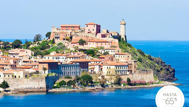 Rumbo a la isla de Elba