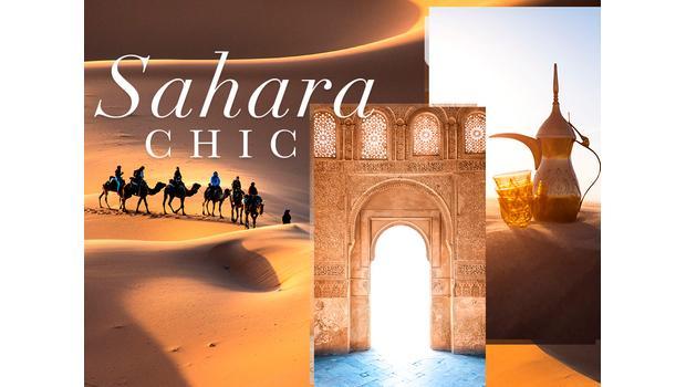 Sahara chic