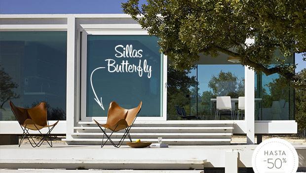 Sillas Butterfly