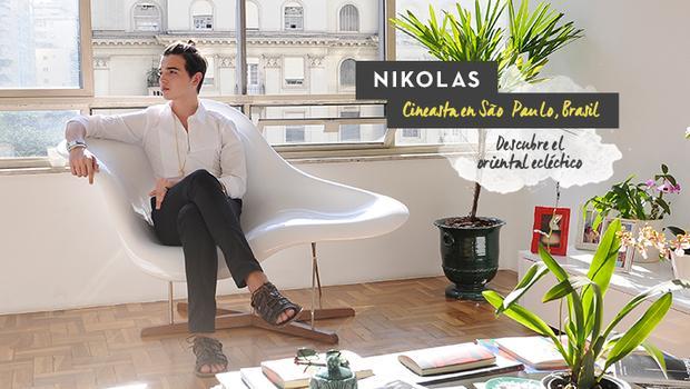 El refugio de Nikolas