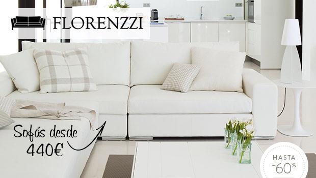 Sofás Florenzzi