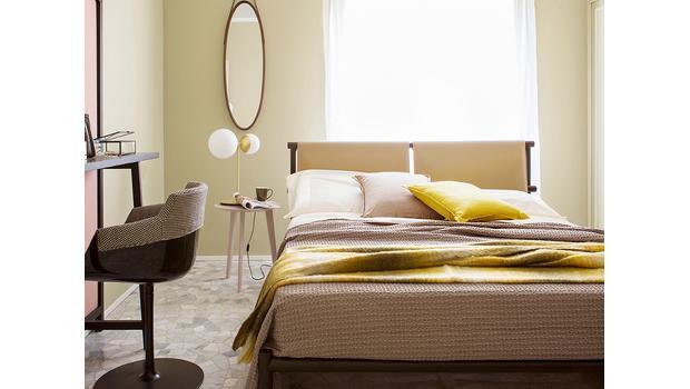 Un dormitorio de revista