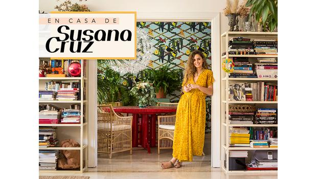 En casa de Susana Cruz