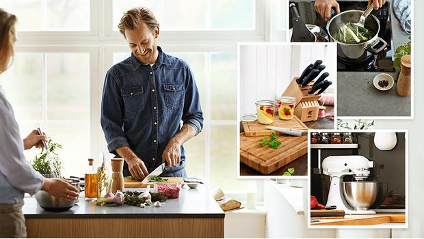 Gran selección cocina