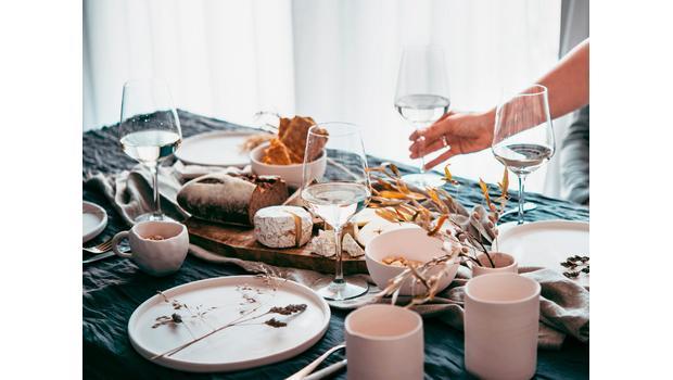 Compartir la buena mesa