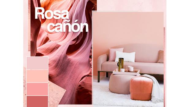 Tendencia Pink Canyon