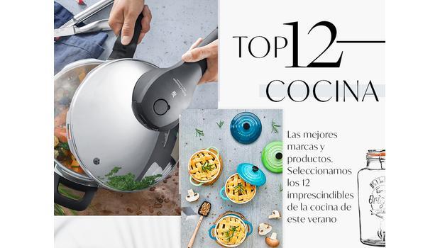Top 12 de la cocina