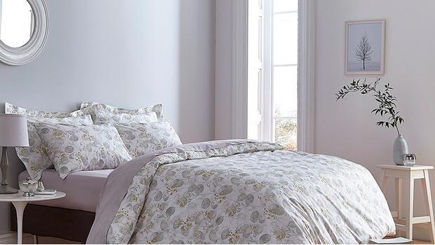 Ropa de cama en algodón
