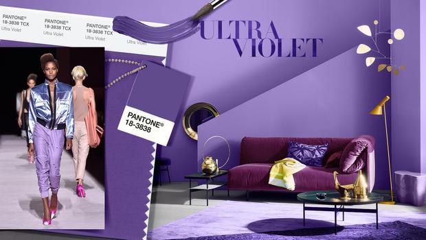 Tendencia: Ultra Violet