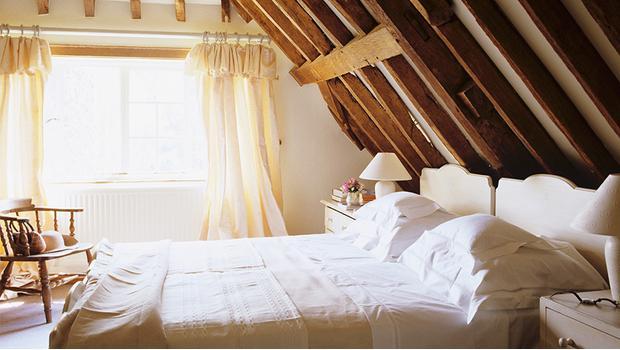Dormitorio de pueblo