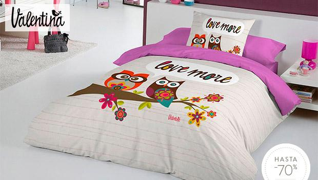 Ropa de cama Valentina